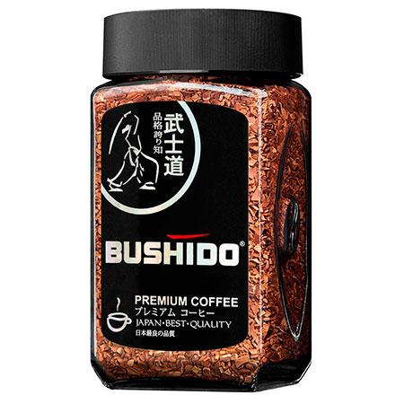 Кофе Bushido