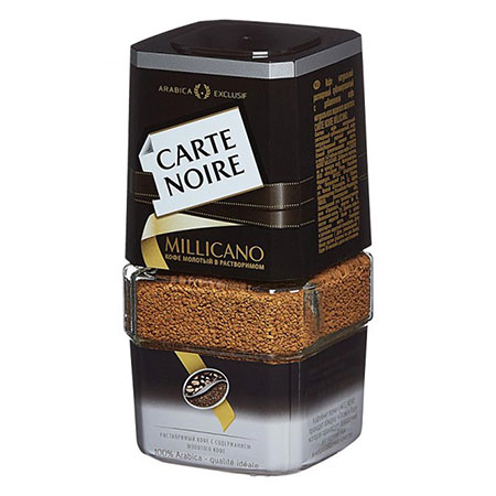 кофе carte noire рецепт кофе