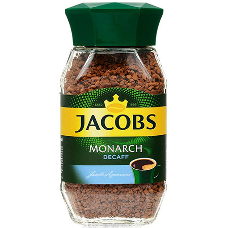 Jacobs monarch decaff