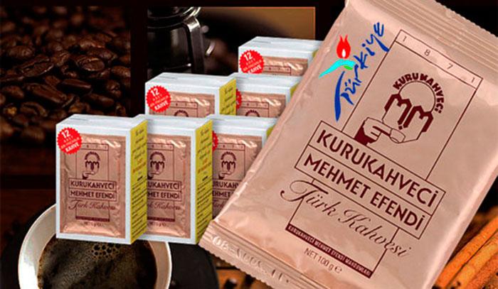 Кофе Mehmet Efendi