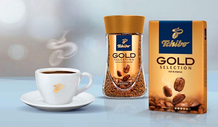 Кофе Tchibo