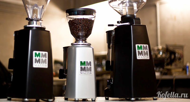 Профессиональная кофемолка