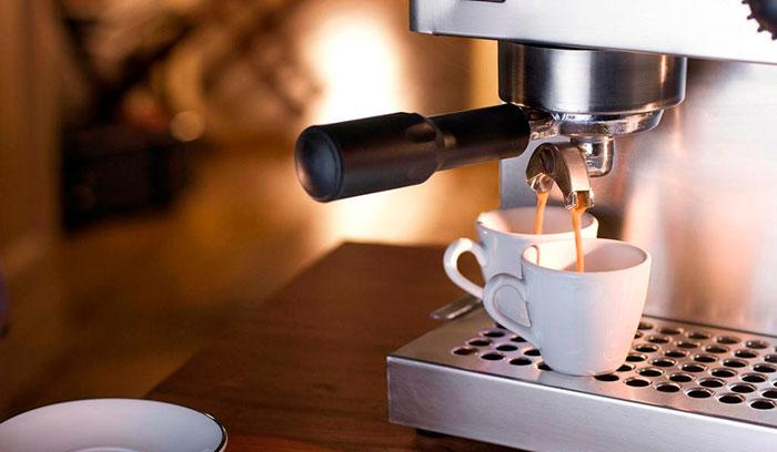 Качество кофе рожковой кофемашины