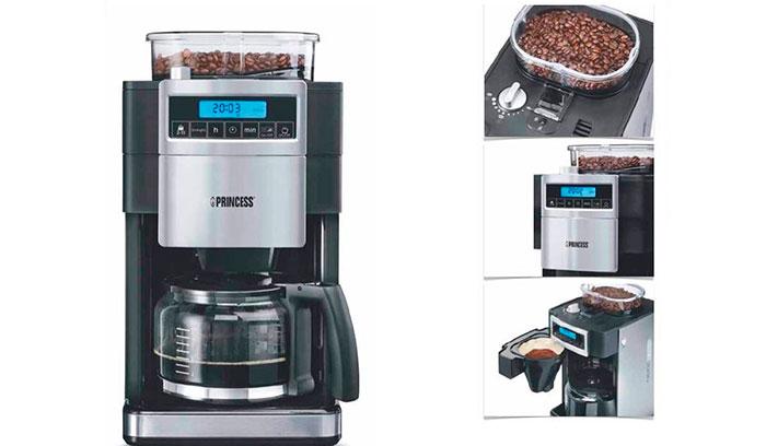 Особенности капельной кофеварки