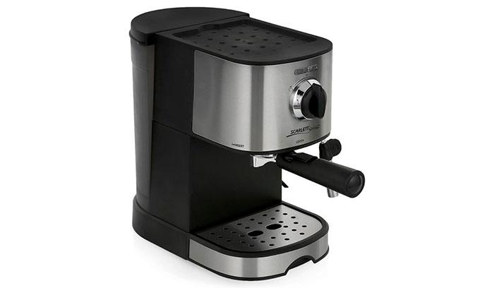Кофеварки Scarlett