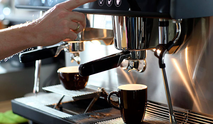 Профессиональные кофемашины