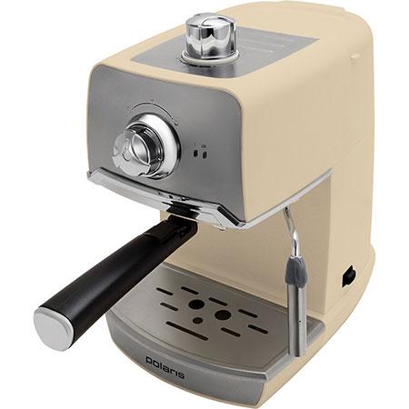Рожковая кофеварка Polaris