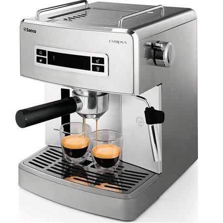 Рожковая кофеварка Saeco