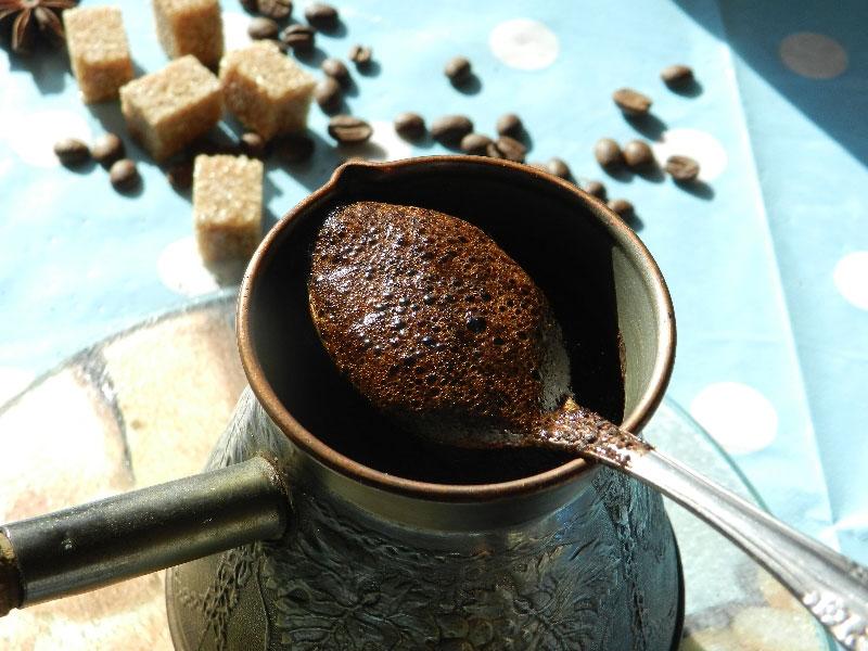 Кофе по-мордовски