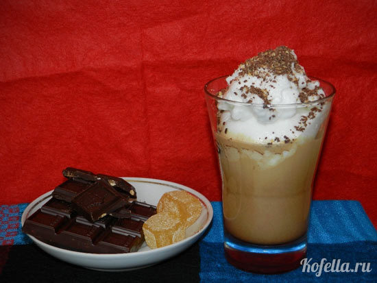 Кофе с бейлисом