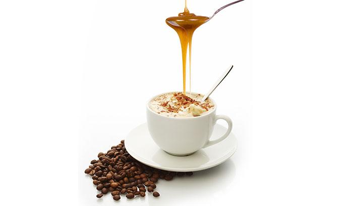 Как называется кофе с карамелью