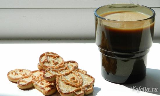 Кофе с медом