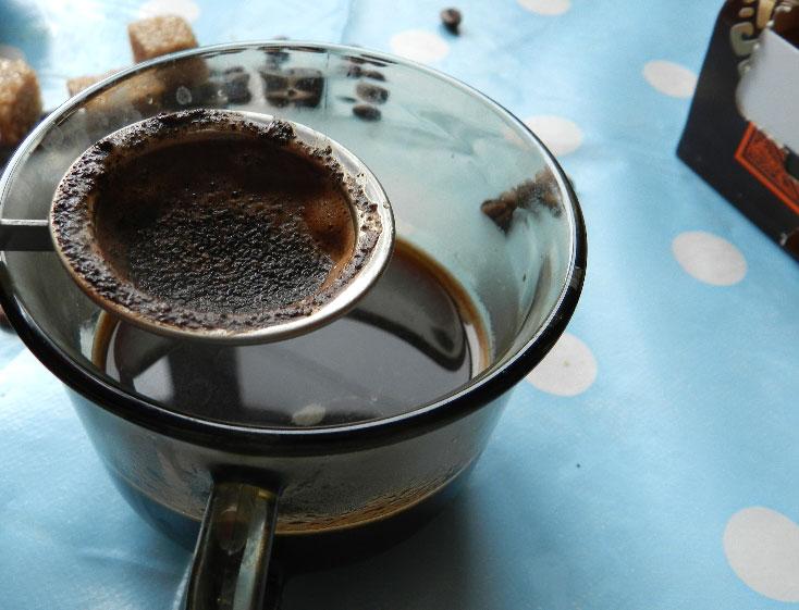 Рецепт самого крепкого кофе - Бессонница
