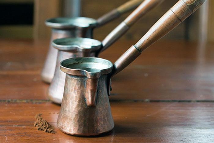 Турка для кофе (джезва) - фото