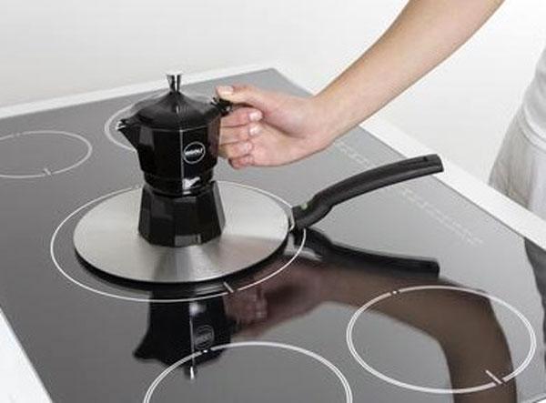 Прокладка для индукционной плиты своими руками6
