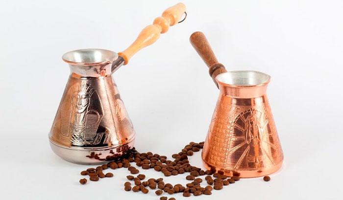В какой турке лучше варить кофе