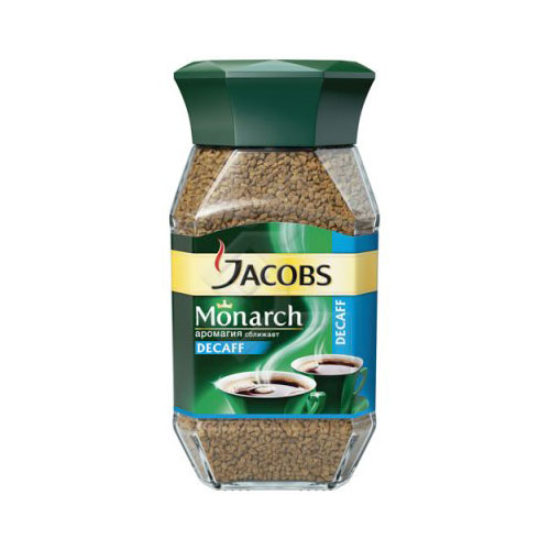 Jacobs Monarch Decaf