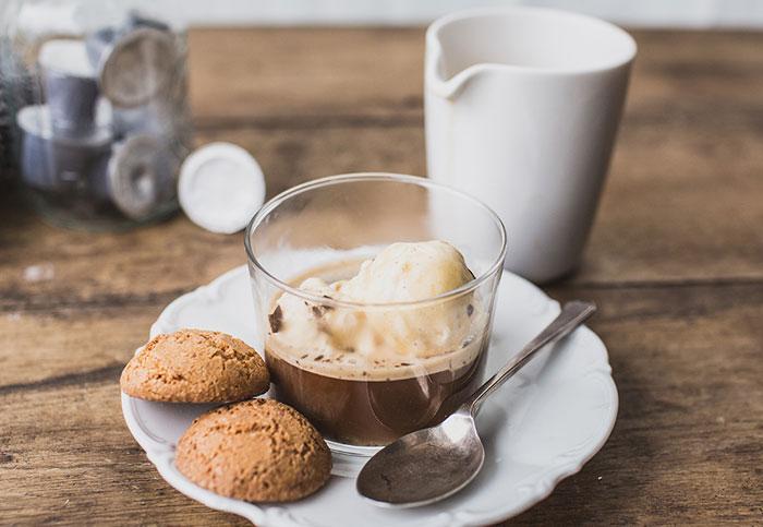 кофе аффогато рецепт
