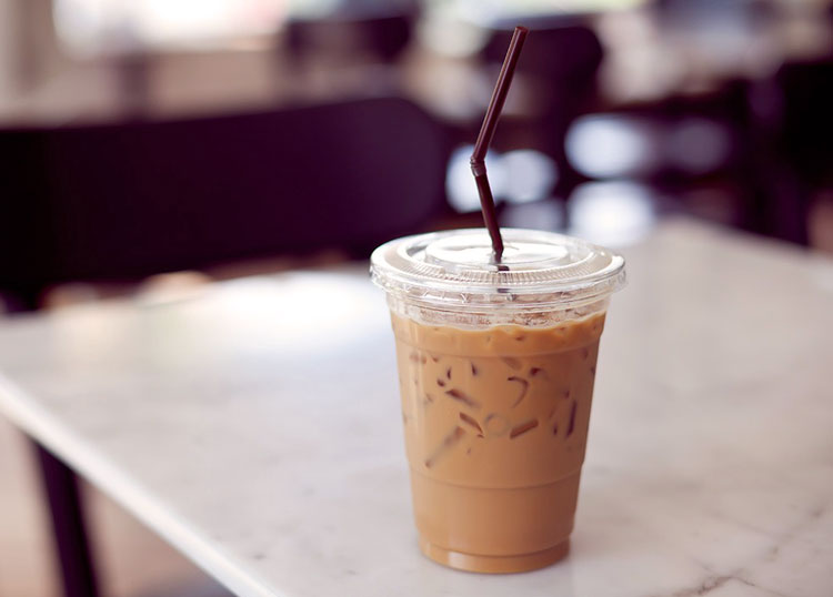 Айс кофе (iced coffee)
