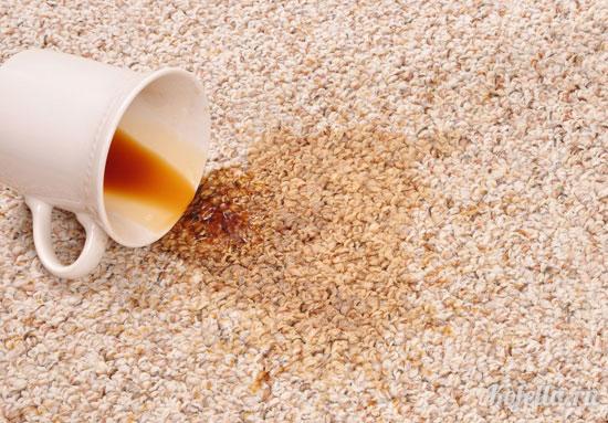 Чем вывести пятна от кофе, Все о кофе