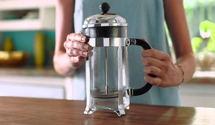 Как пользоваться френч-прессом для кофе