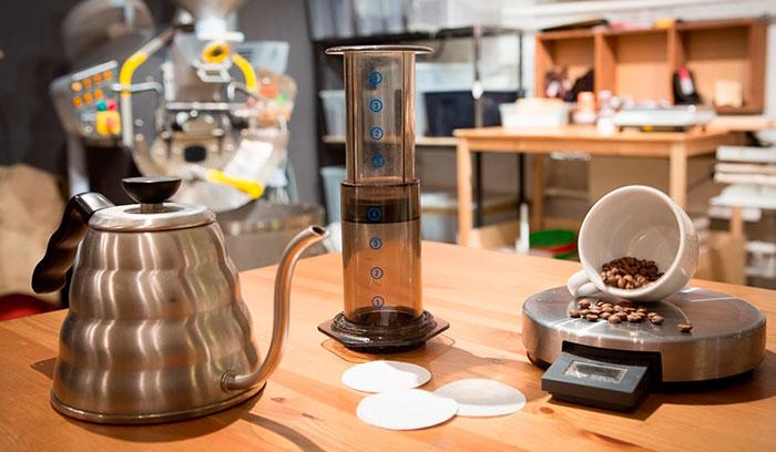 Какой помол кофе лучше для кофемашины, кофеварки, турки