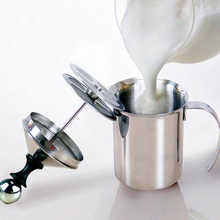 Взбиватель молока для капучино