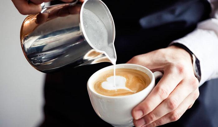 Сколько калорий в чашке кофе