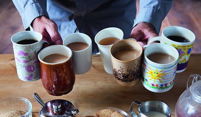 Влияние кофе на зрение