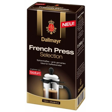 French Press Selection