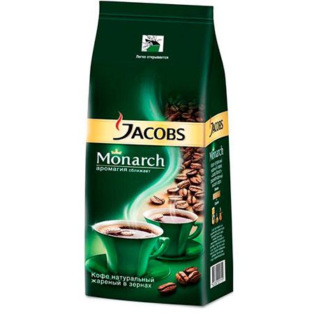 Кофе Якобс в зернах