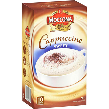 Sweet Cappuccino