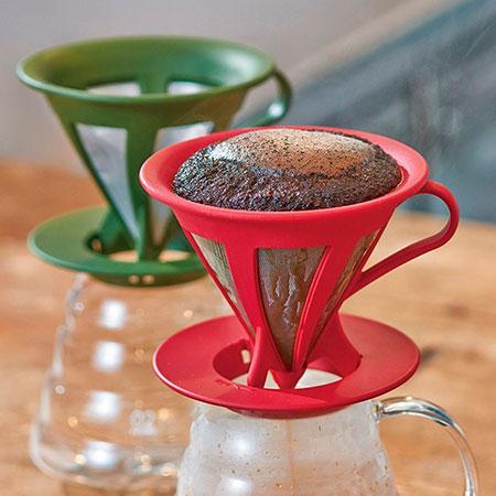 Многоразовый фильтр для кофеварки капельного типа
