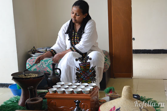 Лучшие сорта эфиопского кофе: посадка и уход