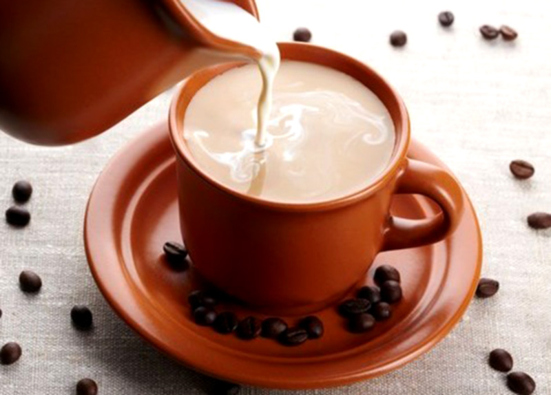 Дарю, картинки кофе с молоком