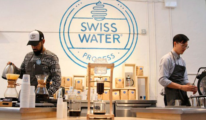 Швейцарский водный метод – SWP, угольный метод, Swiss Water