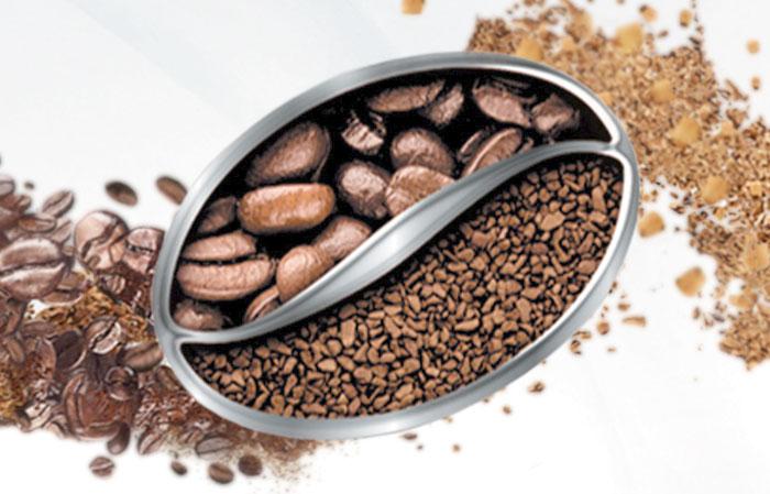 мелющий кофе или мелящий кофе