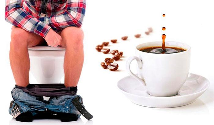 Влияние кофе на пищеварение