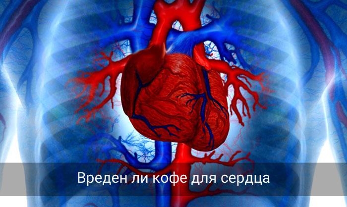 Что говорят врачи о вреде кофе для сердца?